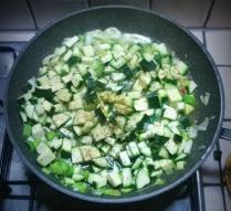 the zucchini